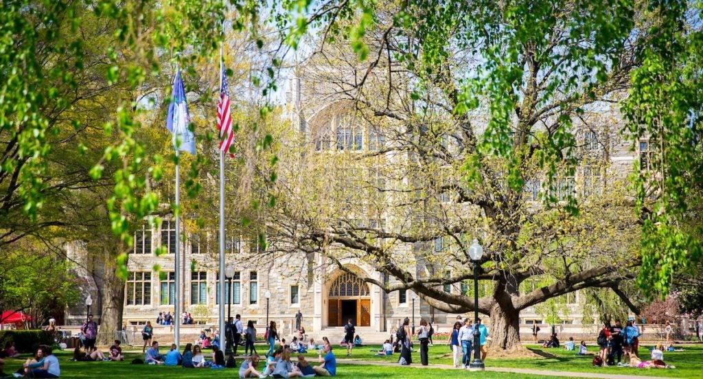 Photos of Georgetown Spring 2021 Calendar